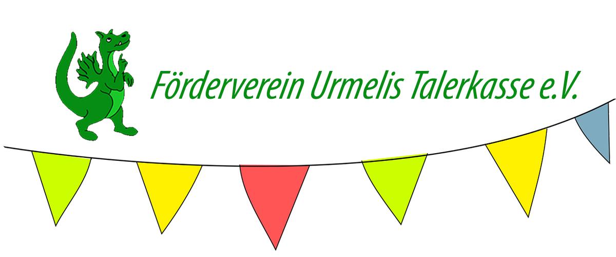 URMELIS TALERKASSE E.V. Logo